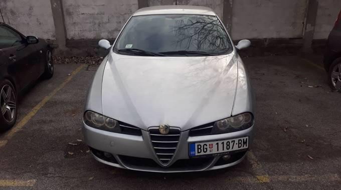Alfa Romeo 156 polovni automobil