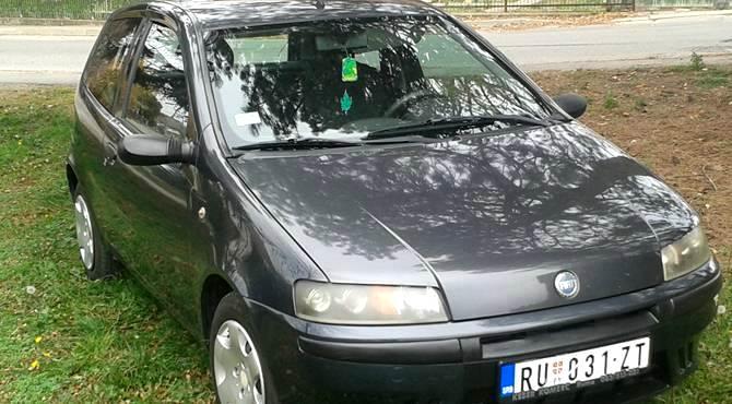 Otkup polovni Fiat Punto 1.2 iz 2002. godine