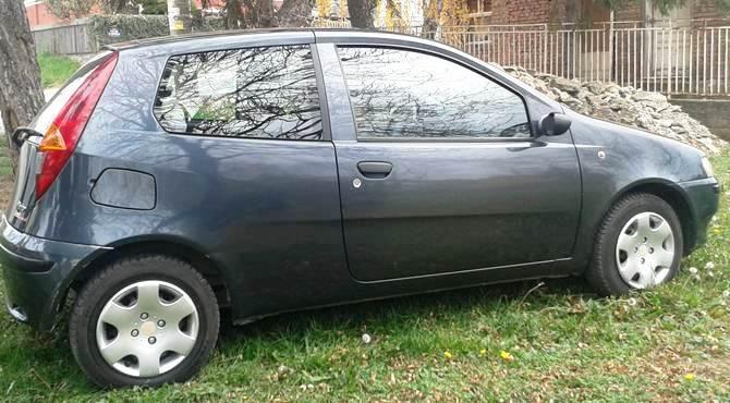 Polovni Fiat Punto 2002.