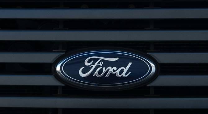logo automobila Ford
