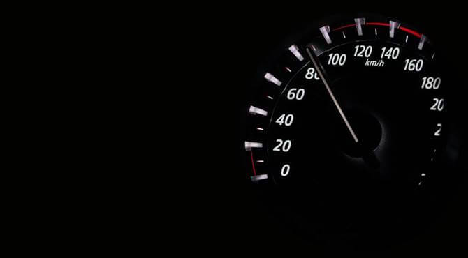 prikaz merača brzine
